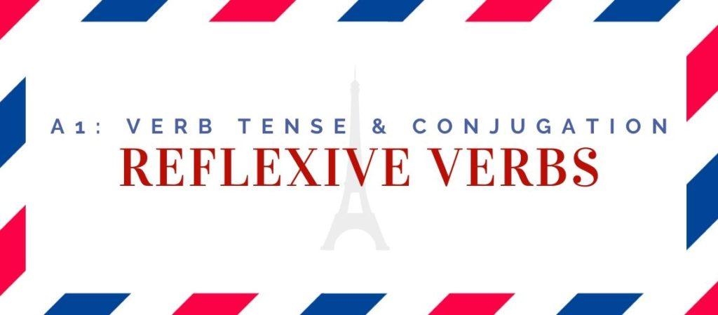 reflexive verbs conjugation