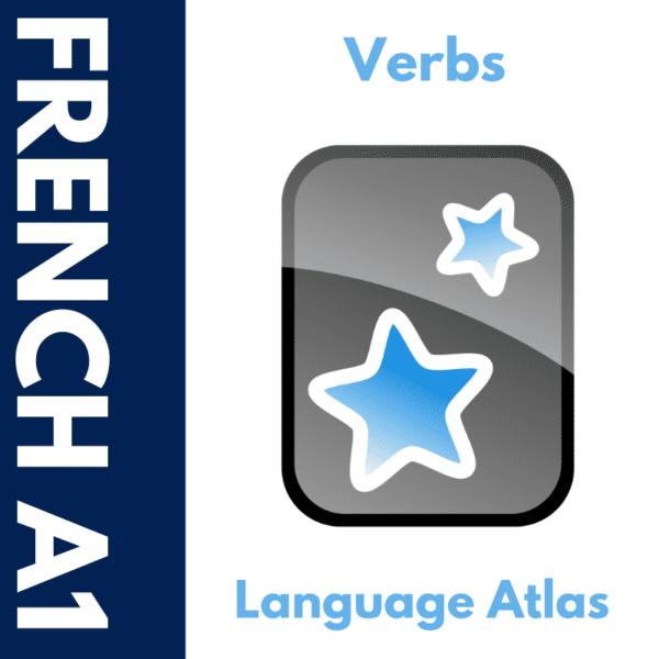 French A1 Verbs Anki Deck