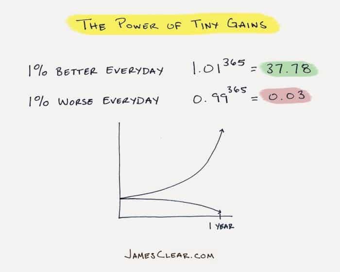 tiny gains min