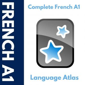 Complete French A1 Anki Deck Cover