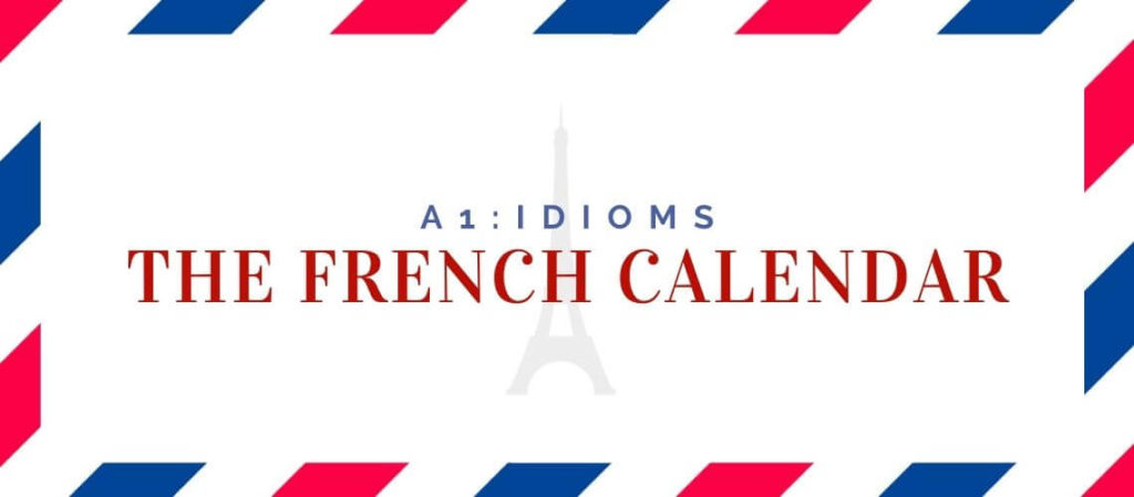 the french calendar