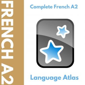 Complete French A2 Anki Deck Cover